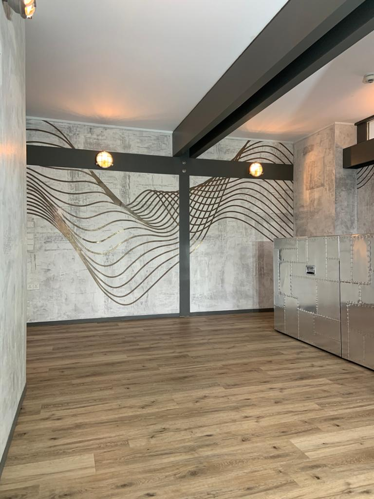 Ultra Finishes - Luxury Venetian Plaster Fire Places Surrey